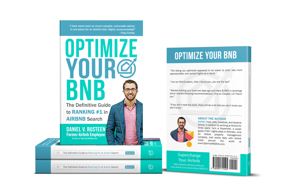 Optimize YOUR Airbnb: The Definitive Guide to Ranking #1 in Airbnb